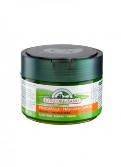 Mascarilla Capilar Aloe Vera y Enebro 250 ml Corpore Sano