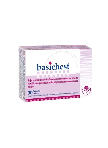 Basichest 30 cápsulas Bioserum