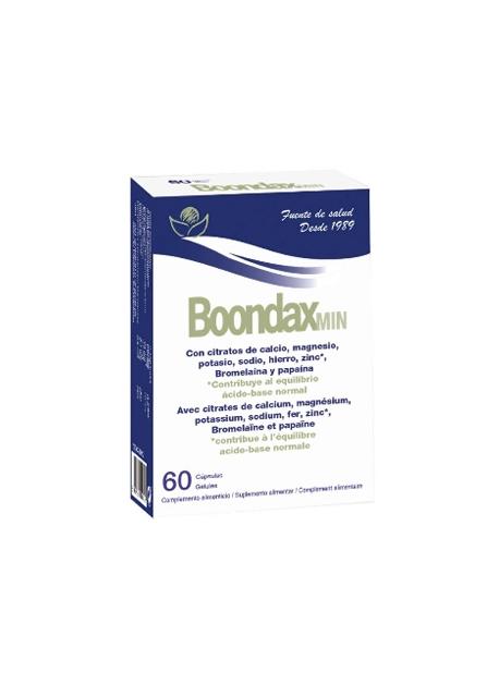 Boondax Min 60 cápsulas Bioserum