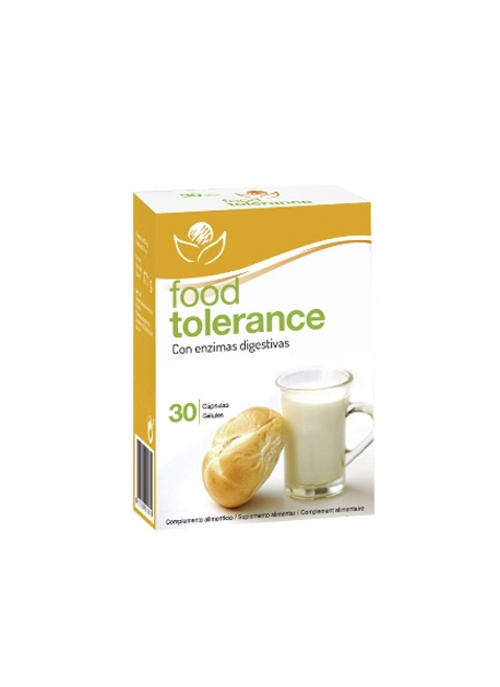 Food Tolerance 30 cápsulas Bioserum