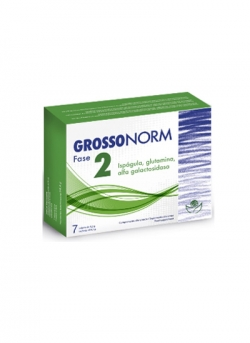 Grossonorm Fase 2 7 sobres 9,2 gr Bioserum