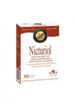 Nicturiol 60 cápsulas Bioserum