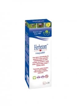 Herbetom 1 Hepabil Jarabe 250 ml Bioserum