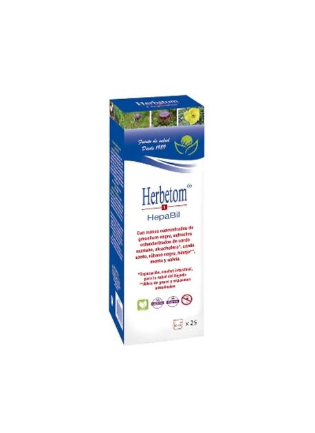 Herbetom Hepabil Jarabe 250 ml Bioserum
