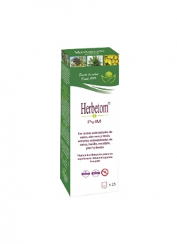 Herbetom 2 Pulm 500 ml Bioserum
