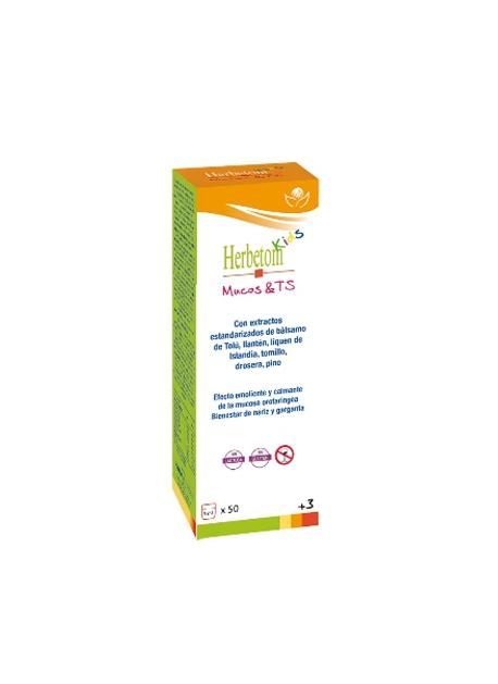 Herbetom Kids Muco&TS 250 ml Bioserum