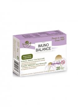 Inmuno Balance 20 cápsulas Bioserum