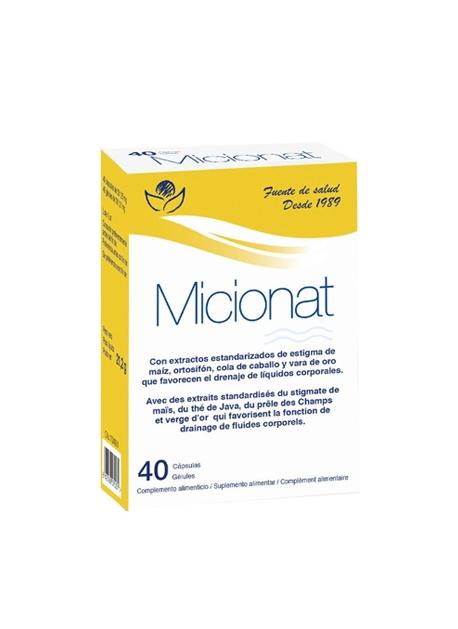 Micionat 40 cápsulas Bioserum