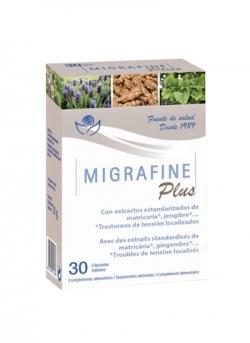 Migrafine Plus 30 cápsulas Bioserum