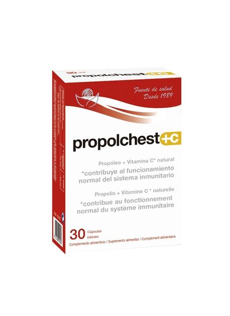 Propolchest 30 cápsulas Bioserum