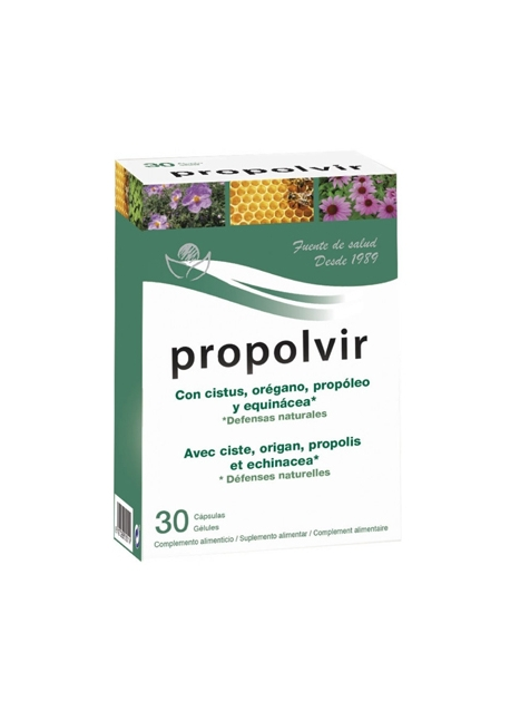 Propolvir 30 comprimidos Bioserum