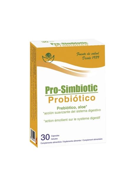 Pro-Simbiotic Probiótico 30 cápsulas Bioserum