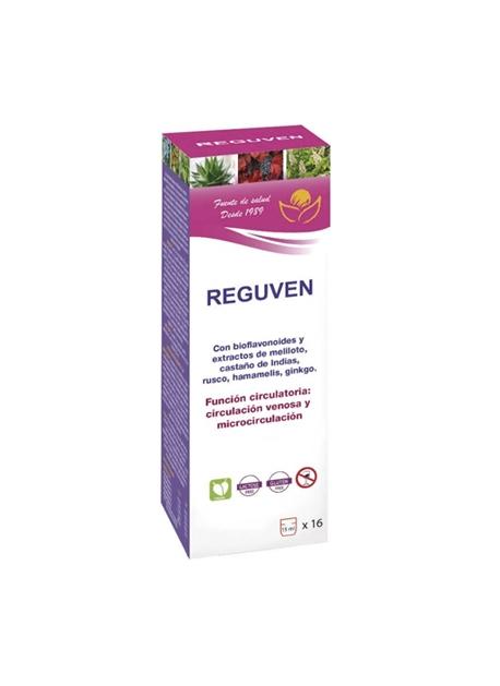 Reguven Jarabe 250 ml Bioserum