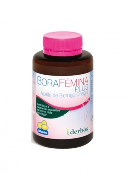 Borafémina Plus 200 perlas (Mensulan) Derbós