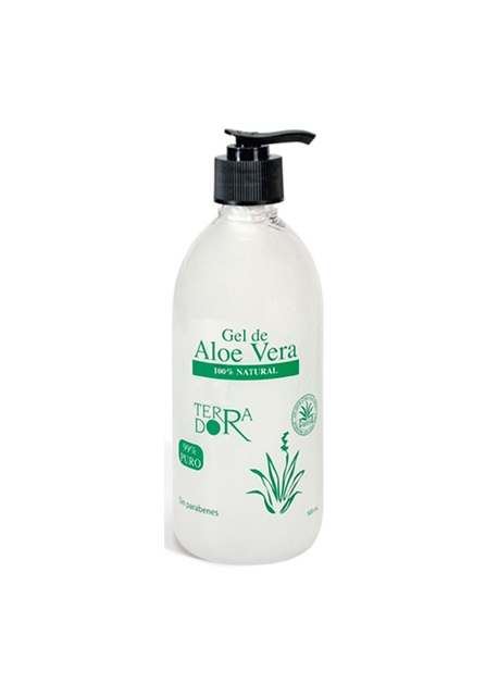 Gel Aloe Vera 100% Natural 500 ml Derbós