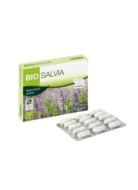 Bio Salvia 30 cápsulas Derbós
