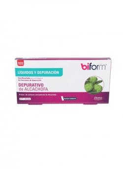 Biform Líquidos y Depuración 20 viales Dietisa