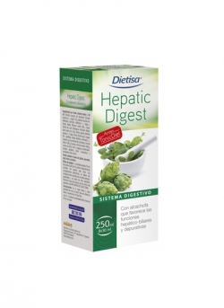 Hepatic Digest 250 ml Dietisa