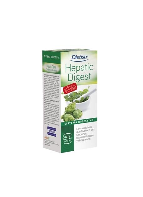 Hepatic Digest 250 ml Dietisa