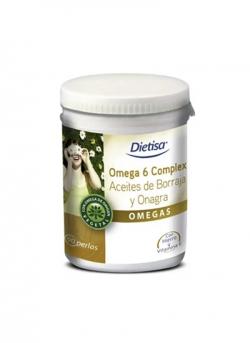 Omega 6 Complex 90 perlas Dietisa