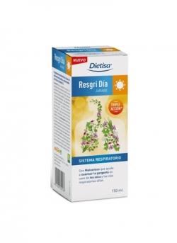 Resgri Día Jarabe 150 ml Dietisa