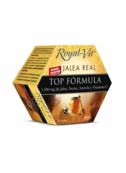 Royal-Vit Jalea Real Top Fórmula 20 viales Dietisa