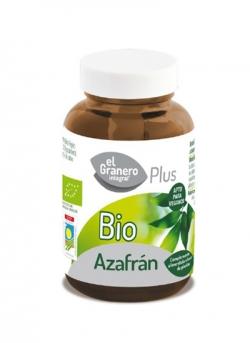 Azafrán Bio 30 cápsulas El Granero Integral