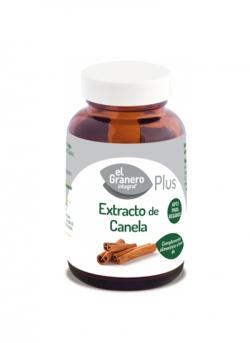 Canela Bio 90 cápsulas El Granero Integral