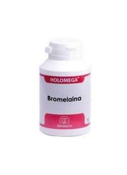 HoloMega Bromelaína 180 cápsulas Equisalud