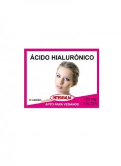 Ácido Hialurónico 30 cápsulas Integralia