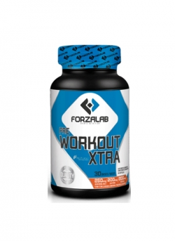 Pre Workout Xtra ForzaLab 30 cápsulas Dietmed