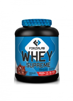Whey Supreme ForzaLab Chocolate 1000 g Dietmed