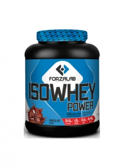 Iso Whey Power 1000 g ForzaLab Dietmed Chocolate