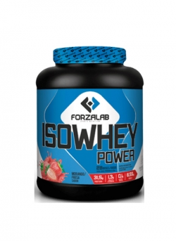 Iso Whey Power 1000 g ForzaLab Dietmed Fresa