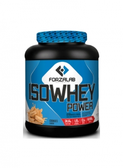 Iso Whey Power 1000 g ForzaLab Dietmed Cookies