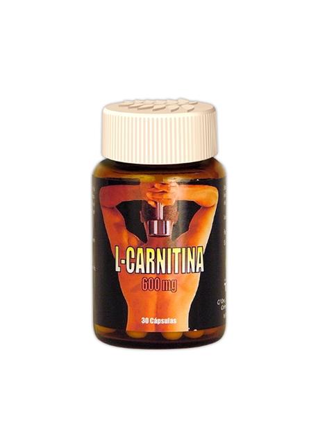 L-Carnitina 30 cápsulas 600 mg Tongil