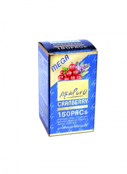 Cranberry Mega Estado Puro 150 PACs Tongil