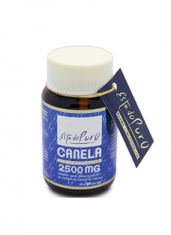 Canela 2500 mg Estado Puro 30 perlas Tongil