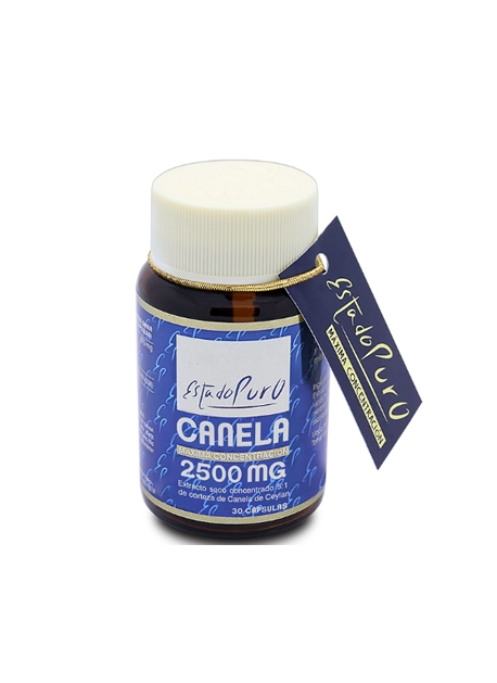 Canela 2500 mg Estado Puro 30 perlas Tongil