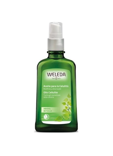 Aceite Abedil Anticelulítico 100 ml Weleda