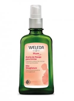 Aceite Masaje Estrías 100 ml Weleda