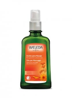 Aceite Masaje Árnica 100 ml Weleda