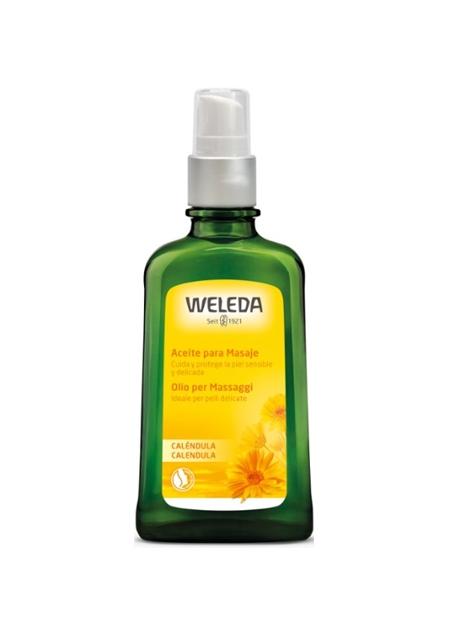 Aceite Masaje Caléndula 100 ml Weleda