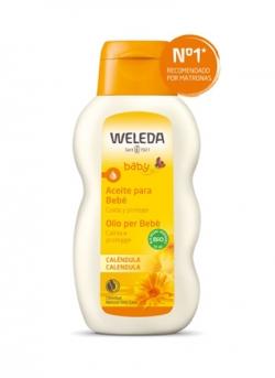 Aceite Caléndula Baby 200 ml Weleda