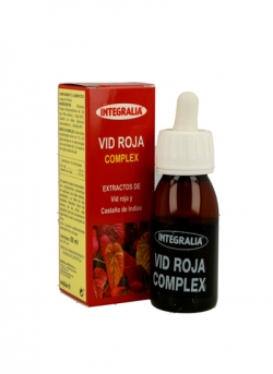 Extracto de Vid Roja Complex 50 ml Integralia