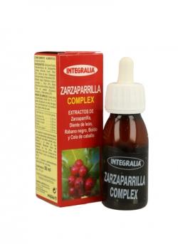 Extracto de Zarzaparrilla Complex 50 ml Integralia
