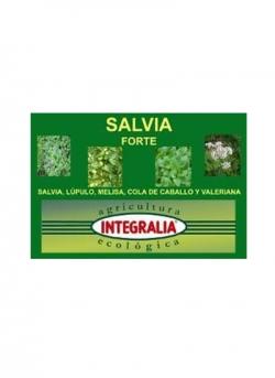 Salvia Forte Ecológica 60 cápsulas Integralia