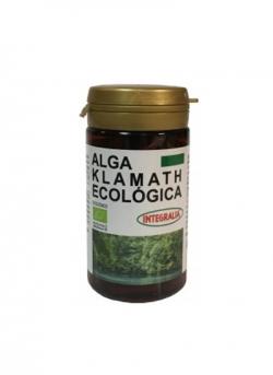 Alga Klamath Ecológica 60 cápsulas Integralia