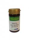 Dieta Alcalina pH Plus Originalia 80 comprimidos Integralia