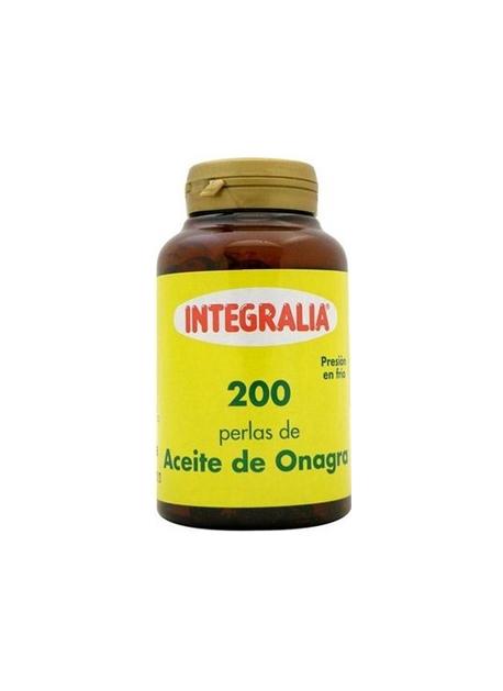 Aceite de Onagra 200 perlas Integralia